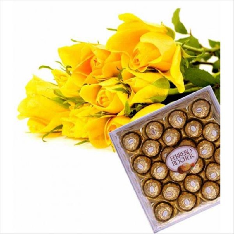 Roses And Chocolates ferraro