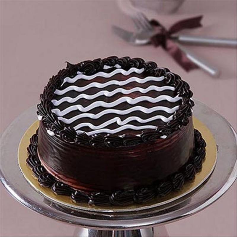 Truffle Cake 1Kg Eggless