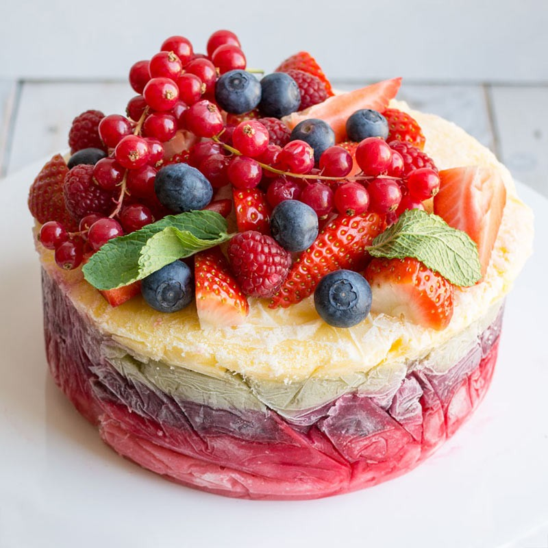 Fruity Yogurt Delight