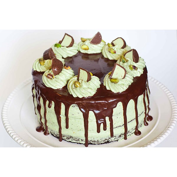 Exotic Pistachio Cake