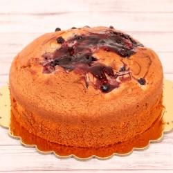 Blueberry Plum Cake