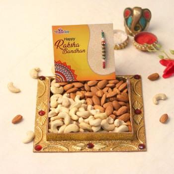 Rakhi N Dry Fruits Hamper
