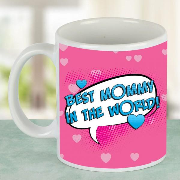 Photo White Mug for Mom