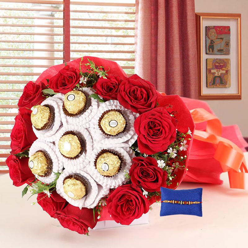 Flower Power with Rakhi