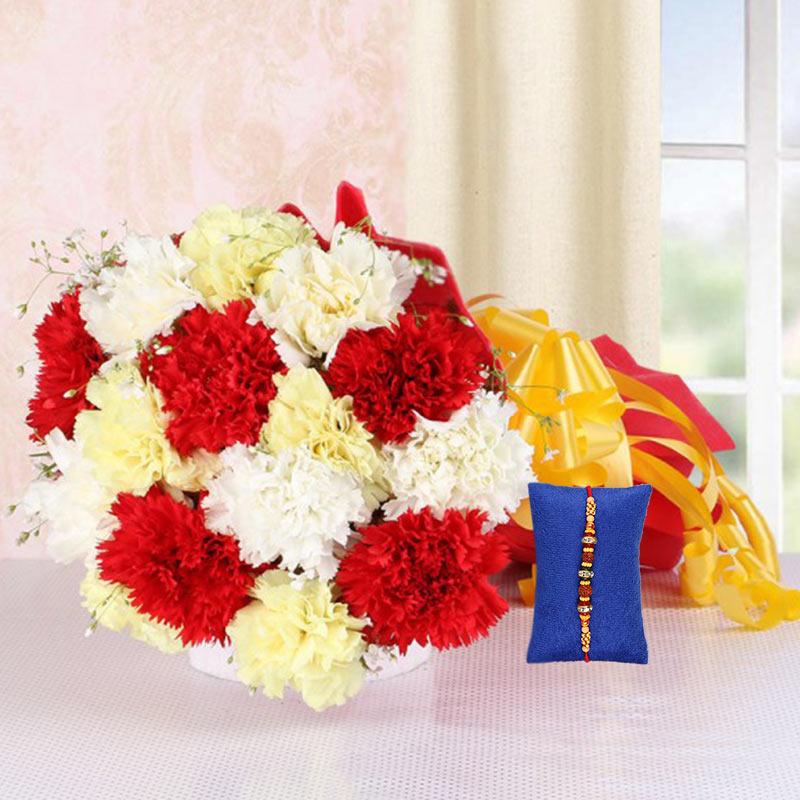 Vibrant Carnations Hamper