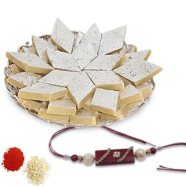 Kaju Katli Hamper For Bhai