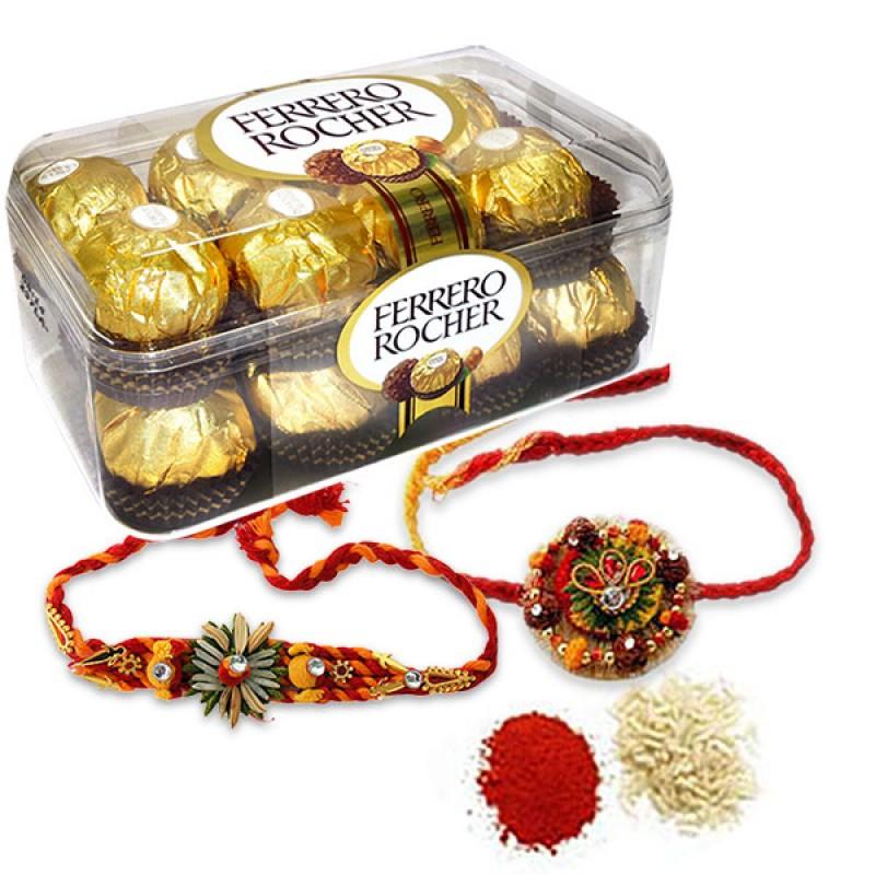 Ferrero Rocher Raksha Bandhan Hamper