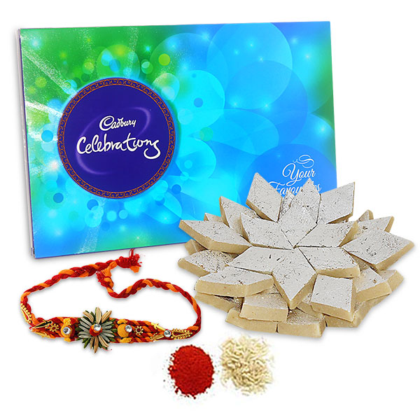 Celebrations Rakhi Hamper