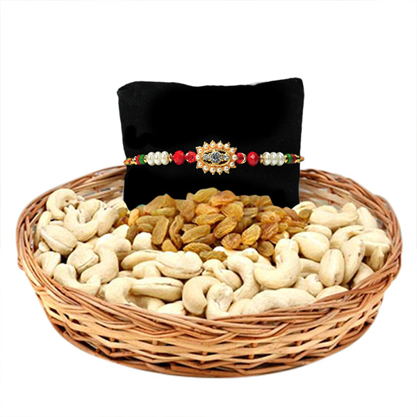 CASHEW AND ALMOND BASKET
