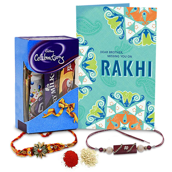 RAKHI CELEBRATIONS GIFT HAMPER