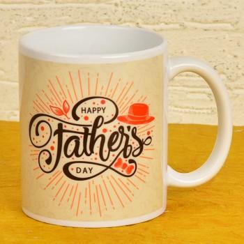 Fathers Day Celebration Mug