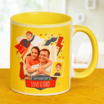 Fathers Day Personalised Coffee Mug
