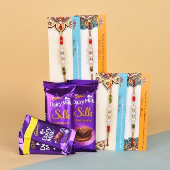 Blissful Rakhi Delights