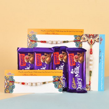set of 3 rakhi online