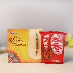 Rakhi KitKat combo