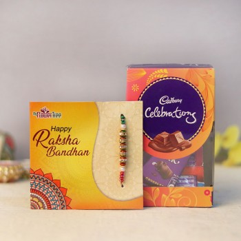 Bright N Delicious Rakhi Wishes