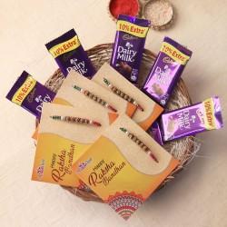 Lovable Rakhi Gift