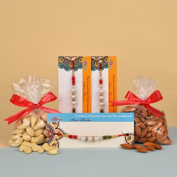 Wonderful Rakhi Hamper