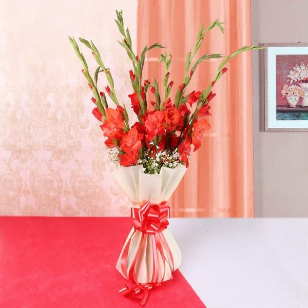 Glads Bouquet