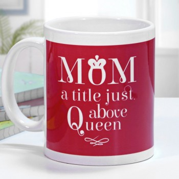 Printed Coffee Mug for Mother