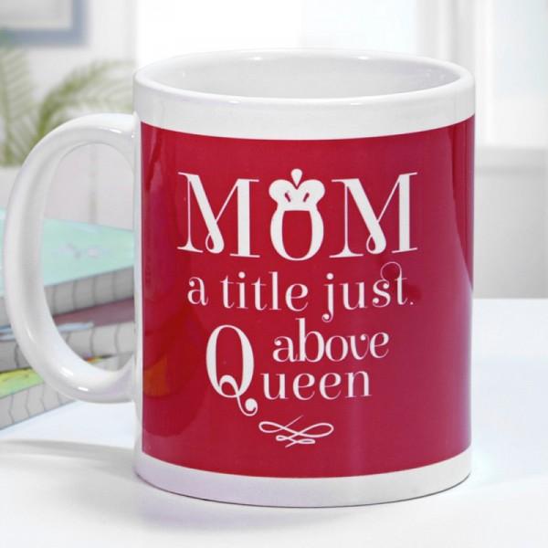 Printed Coffee Mug for Mother