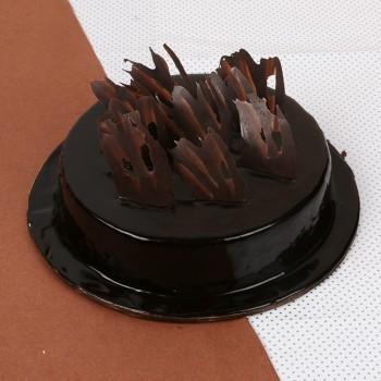Sugarfree Truffle Cake