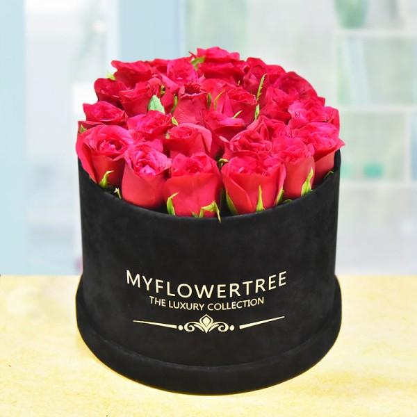 40 Rose in Luxury Box