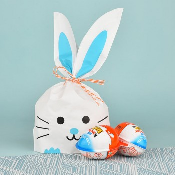 2 Kinder Joy Chocolates for Boys (20 gms each) in a Kitty Gift Bag