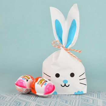 2 Kinder Joy Chocolates for Girls (20 gms each) in a Kitty Gift Bag