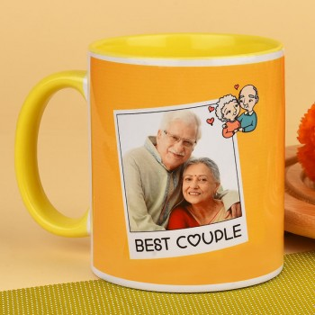 Personalised Coffee Mug for Parents