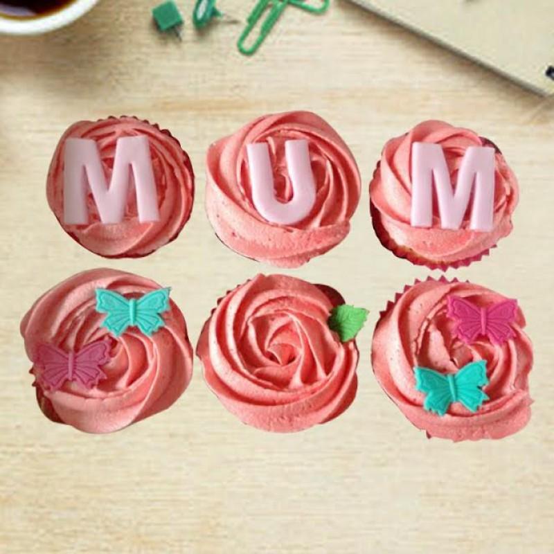 Mum Special Cupcakes
