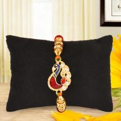 Fancy Peacock Rakhi