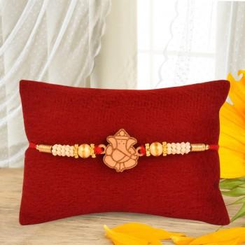 Prosperous Ganesha Rakhi