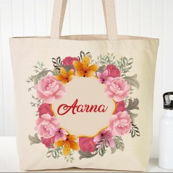 Personalized Bag For Girls