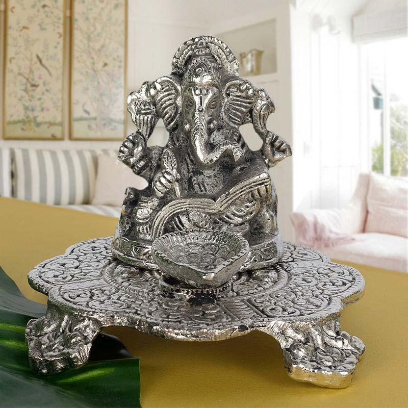 Diya - Ganesha on Chawki