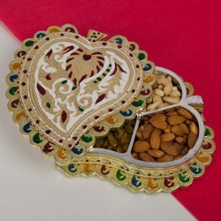 Meenakari Dry Fruits Box