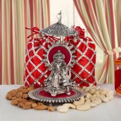 Bhole and Ganesha