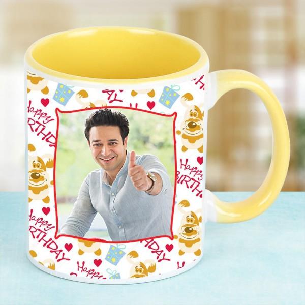 Birthday Personalised Mug for Boyfriend