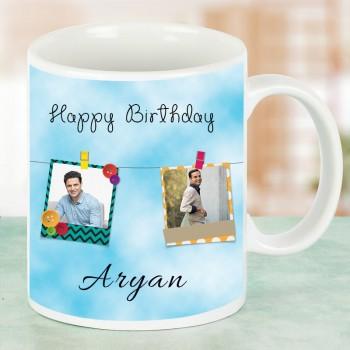 Brother Birthday Mug
