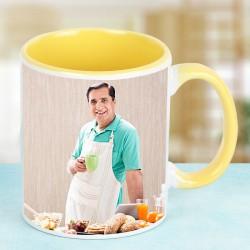 Hubby Birthday Mug