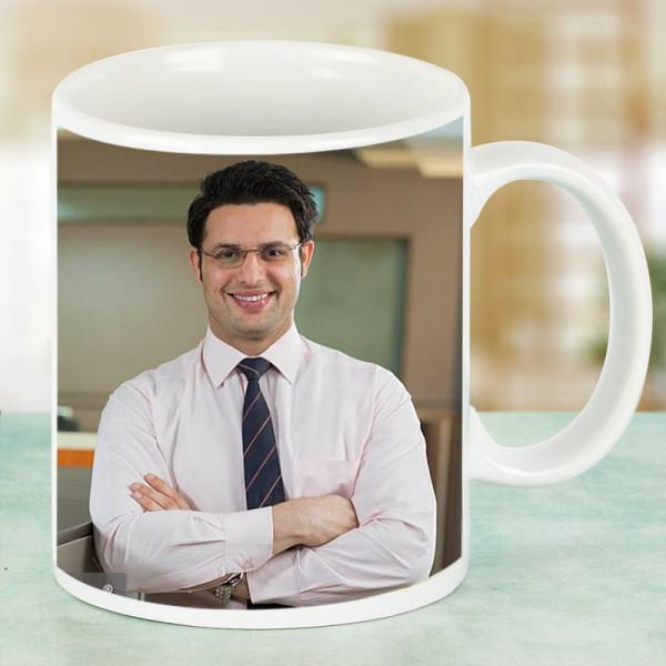 Personalised Photo Mug for Husband Birthday