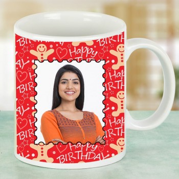 Personalised Coffee Mug for Wife Birthday