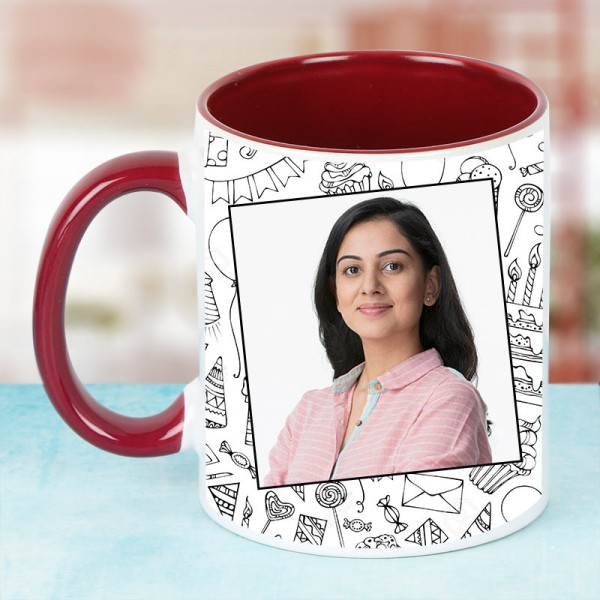 Birthday Coffee Mug For Wife
