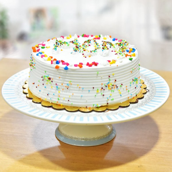 Pineapple Cake for Mom
