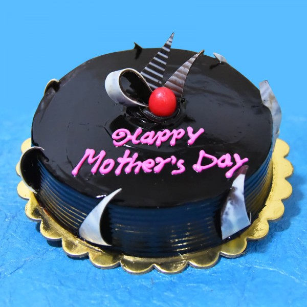 Happy Mothers Day Chocolate Cake