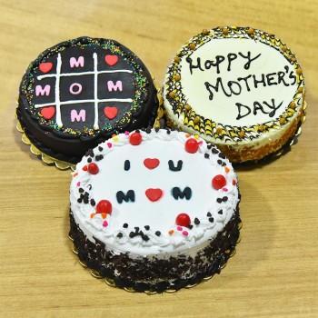 Cake Trio For Mom