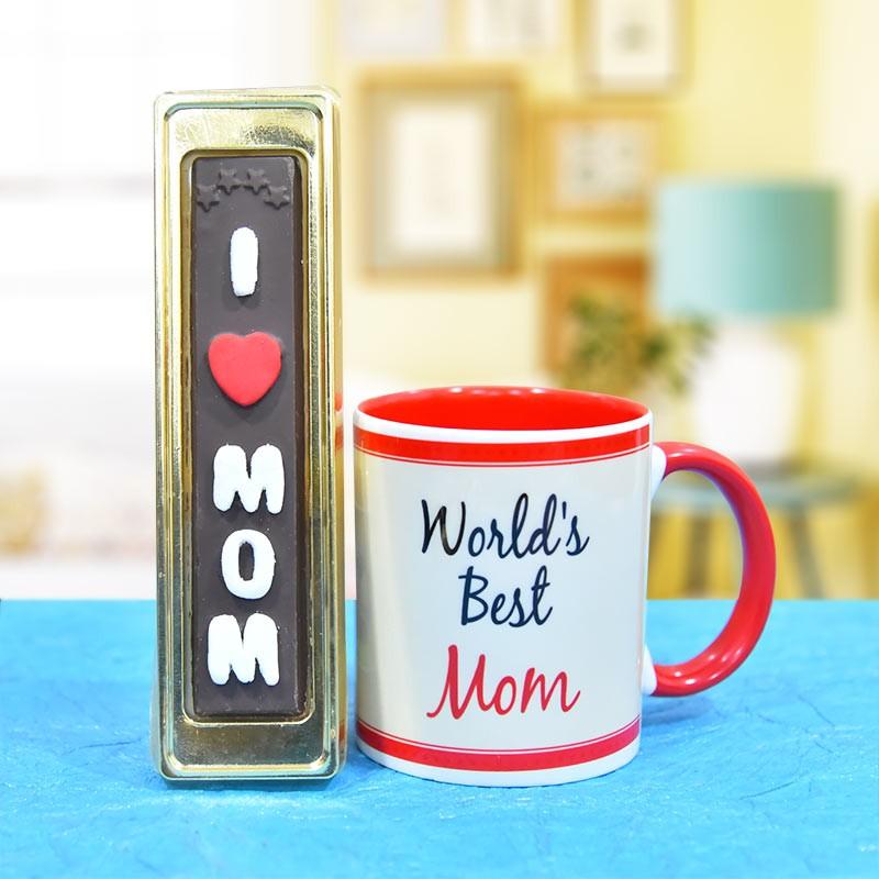 Heart-Melting Surprise For Mom