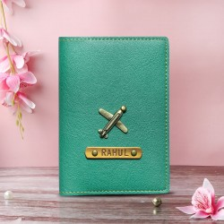 Personalized Passport Cover For Men
