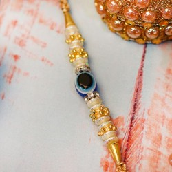 Magnificent Evil Eye Rakhi