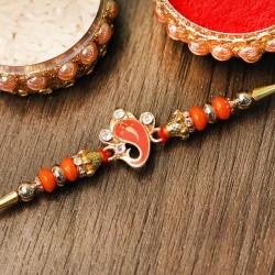 Designer Shri Ganesha Rakhi